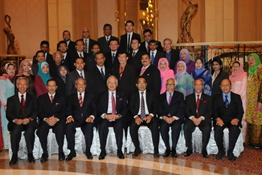 Top Research Scientist Malaysia 2013